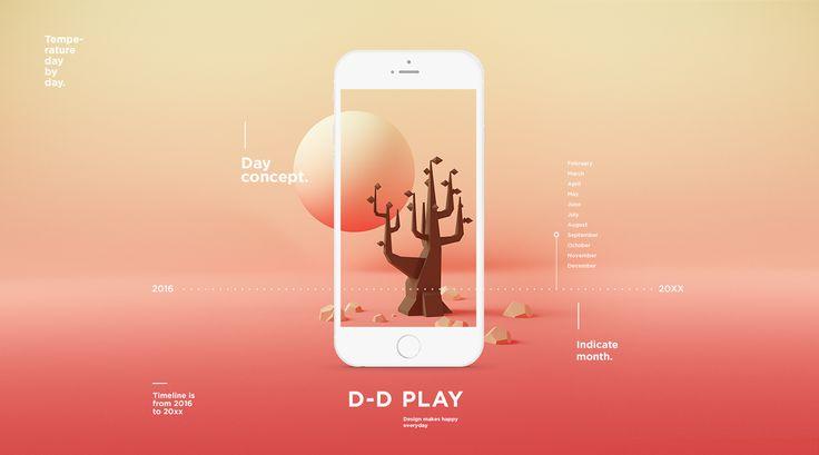 D-D Play on Behance