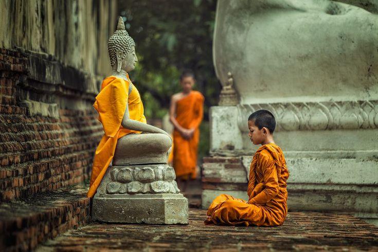 5 vérités brutales qui vous aideront à devenir une meilleure personne, selon le bouddhisme Image crédit