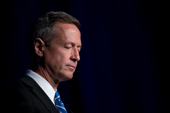 Here's How Underdog Martin O'Malley Plans to Win the Democratic Debate #O'Malley, #Debate, #Politics