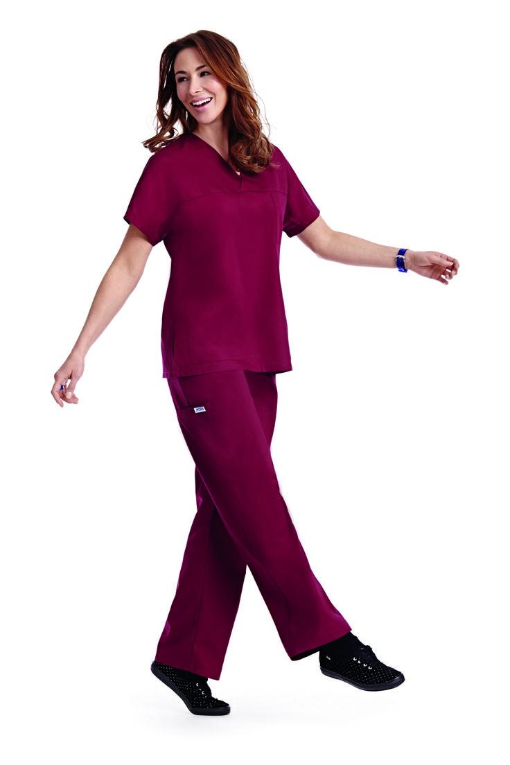 Women Nursing Scrub Set | Medical Wear | Dixie Uniforms Toronto Canada