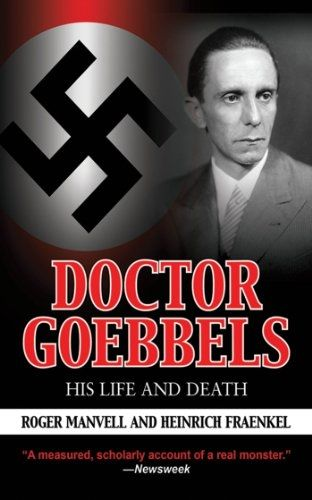 Who was the man who ran Hitler's propaganda machine? Stare into the face of evil in this fascinating biography of the infamous Joseph Goebbels — from his early childhood to his dramatic death.