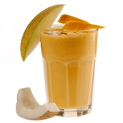 Cocktail all'anguria e melone