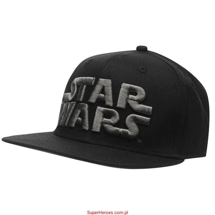 Czapka Star Wars z daszkiem - full cap