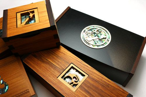 NZ Wooden Boxes