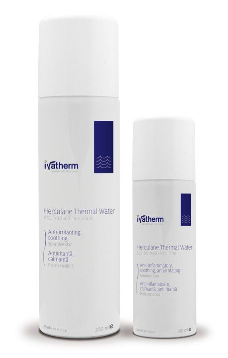 Is #pure, free of any bacteria, urban or industrial pollution. #Ivatherm