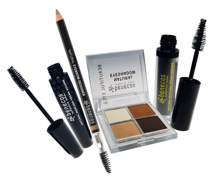 Benecos make-up - veel is vegan, prima prijzen, oa te koop bij Douglas, EkoPlaza, G&W.