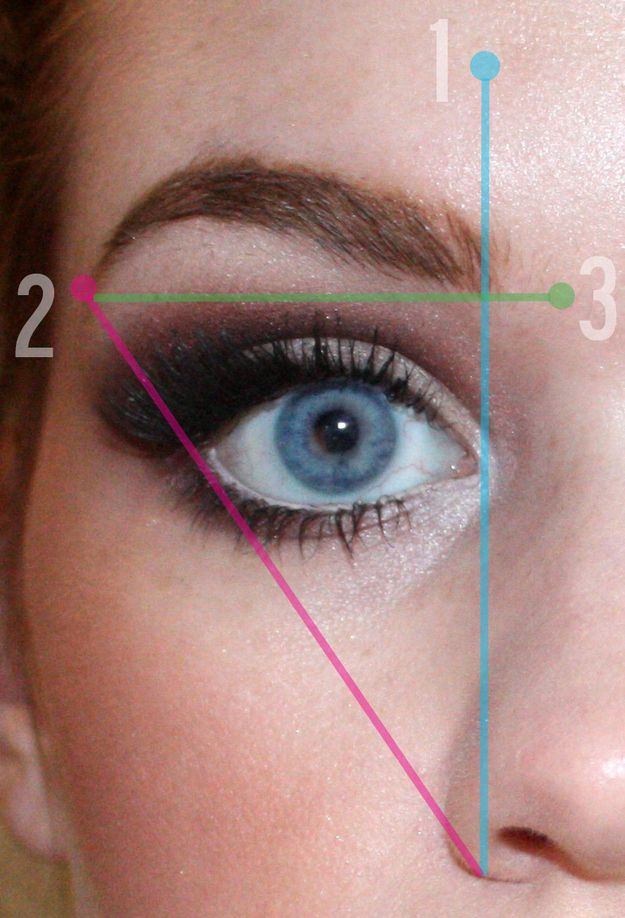 Eyebrow Tutorial: 17 Best Images About Brows On Pinterest