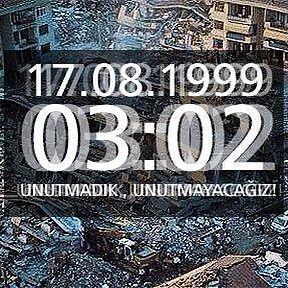 17.08.1999 Sesimi duyan var mı? #unutmadık  Allah tekrar yaşatmasın