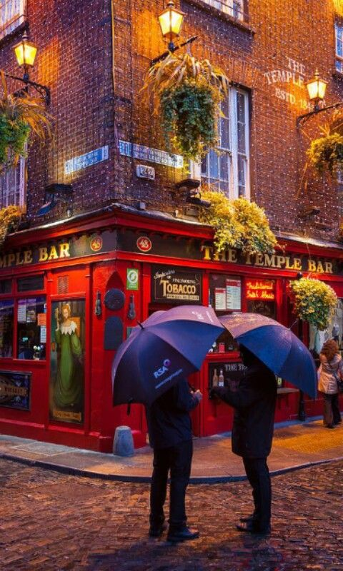 El más famoso.Dublín.