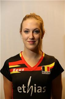 Famous Volleyball Players - Lise Van Hecke