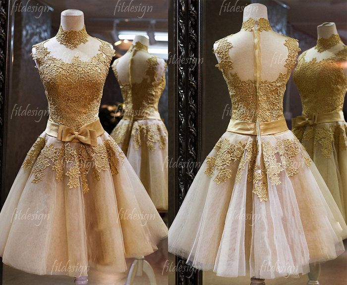 lace+prom+dress+short+prom+dress+homecoming+dress+by+fitdesign,+$179.00