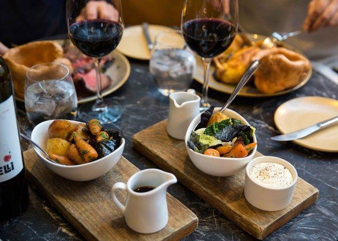 Gordon Ramsay Videos – The Great British Roast at Gordon Ramsay Restaurants