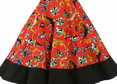 Lindy Bop Ohlson Floral Swallow Print Circle Skirt (Size 6) No description (Barcode EAN = 5060292785813). http://www.comparestoreprices.co.uk/december-2016-week-1/lindy-bop-ohlson-floral-swallow-print-circle-skirt-size-6-.asp