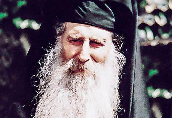 Πνευματικοί Λόγοι: Γέροντας Ιάκωβος Τσαλίκης: «Να έχης την ελπίδα σου...