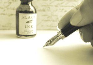 Surrendering my Pen, Offering my Words, My Heart - Nicole Querido
