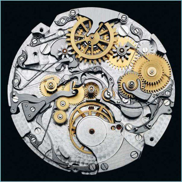 Watches - Mechanisms of Watches  <3 <3