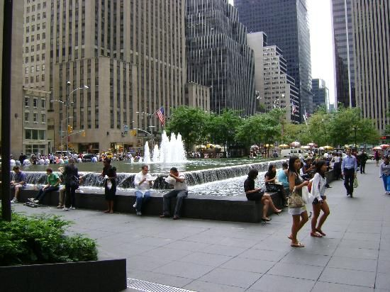 Fountain and 5th ave