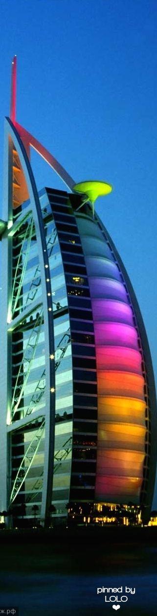 Burj Al Arab Jumeirah, Dubai | LOLO❤