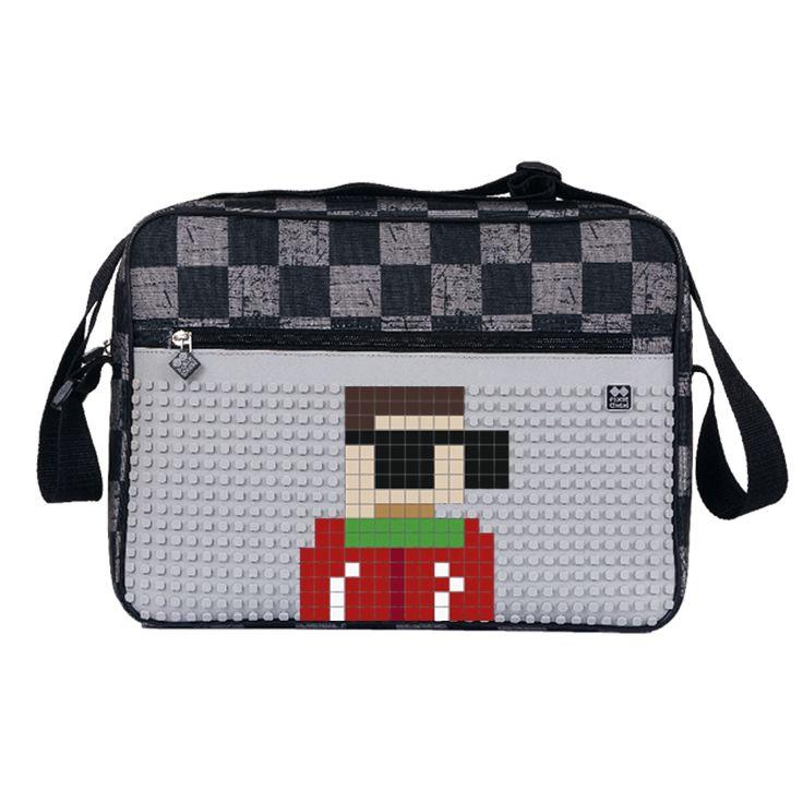 Pixie taška přes rameno šedá