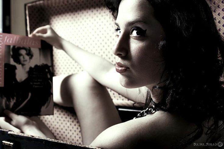 For Montreal designer Overdose. (2010).   #sumishanphotography #fashion #editorial #designer #model