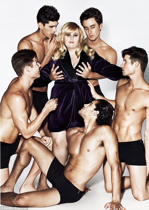 rebel wilson. love her!!!