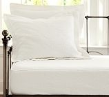 Marion Floral Matelasse Daybed Cover, White