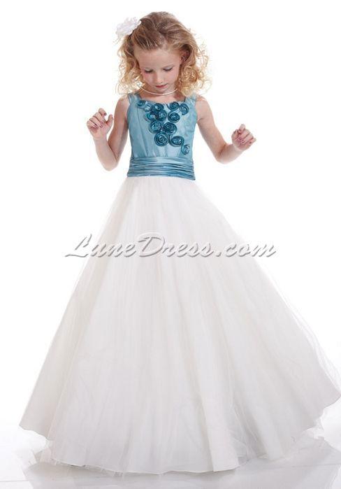 9 besten little girl dresses Bilder auf Pinterest | Hochzeiten ...