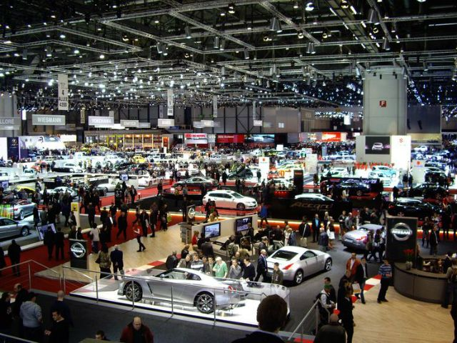 Geneva International Motor Show 20151