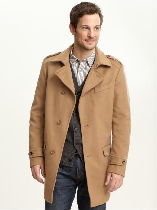 Banana Republic | Camel car coat