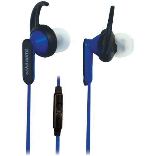 ECKO UNLIMITED EKU-NYT-BL Nytro Sport Earbuds with Microphone (Blue)