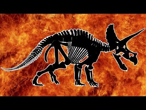 Fun dinosaur video for kids featuring Triceratops! Triceratops video for kids.