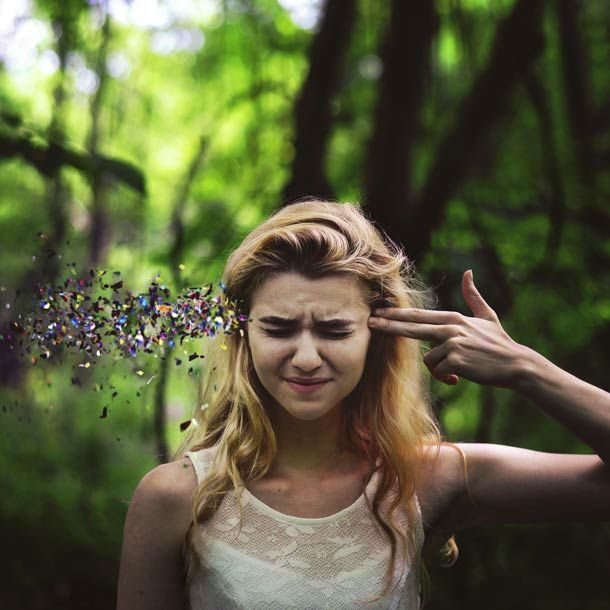 19 self-portraits of a young 20 year old photographer. AMAZING STUFF