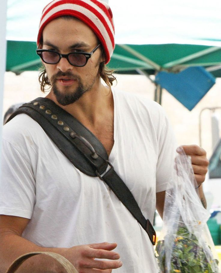 Jason Momoa Younger: 75 Best Images About JASON MAMOA♥SO HOT On Pinterest