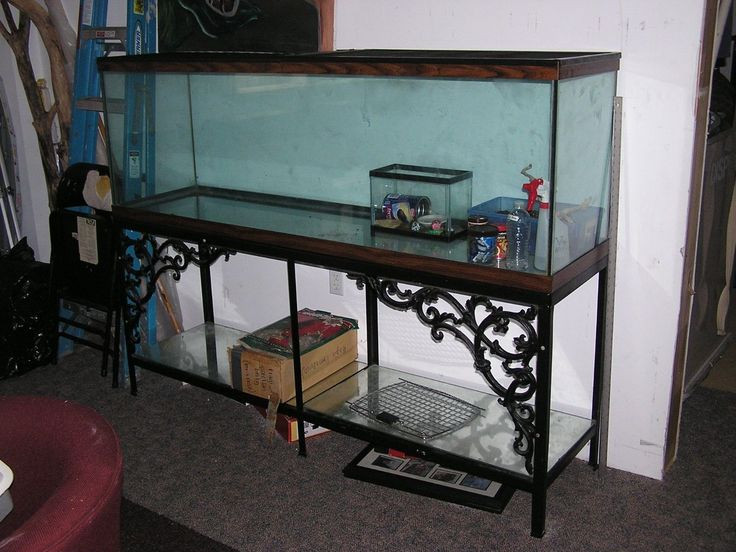 Best 25 fish tank stand ideas on pinterest tank stand for 55 gallon fish tank and stand
