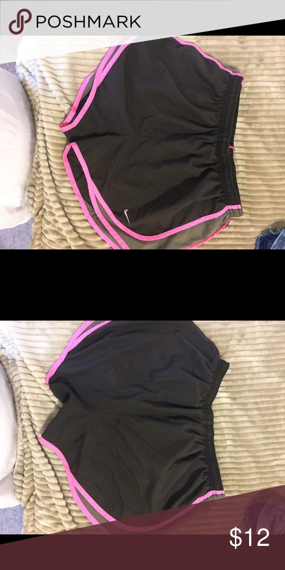 Nike shorts Brown and pink Nike shorts Nike Shorts