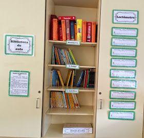 fonte da imaxe   Hoxe queremos amosaros a nosa biblioteca de aula. Todavía non ten moitos libros pero pouquiño a pouco irémola enchendo...