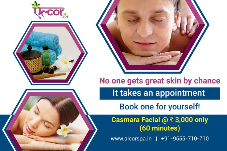 Experience the ultimate Beauty Treatment for your face with the special service of Casmara Facial at #AlcorSpa.Soft and healthy skin is just an appointment away!Visit us at: http://alcorspa.in/book-appointment/ or call us at: +91-9015191926 to book now.#AlcorSpa #CasmaraFacial #BeautyTreatment #BestSpaInGurgaon #Delhi #BookAppointment