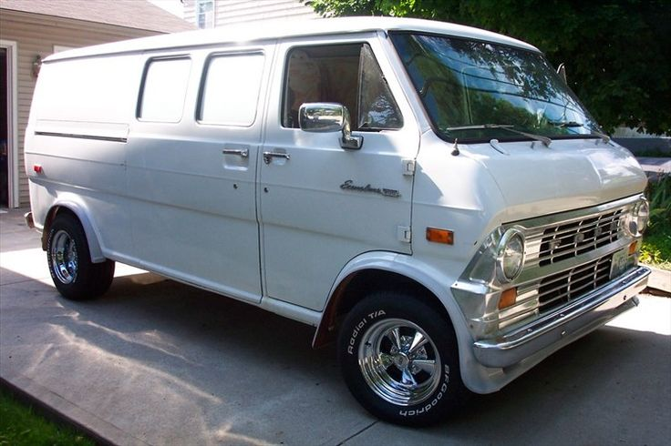 1973 ford econoline van for sale