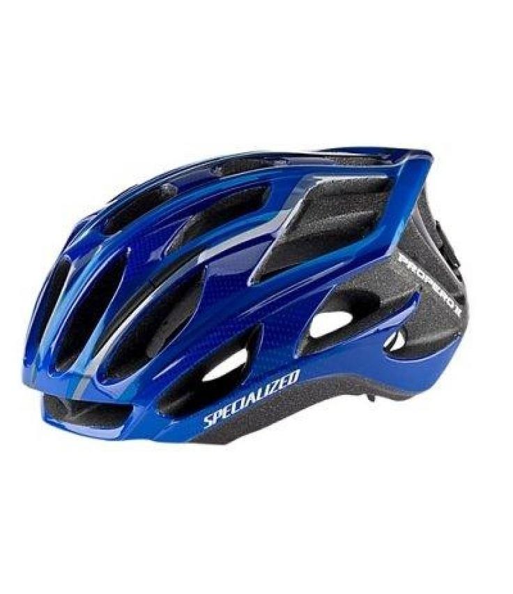 Capacete Specialized Propero II azul