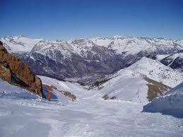 Inicio Temporada Esquí 2012. Cerler (Zona de Gallinero)
