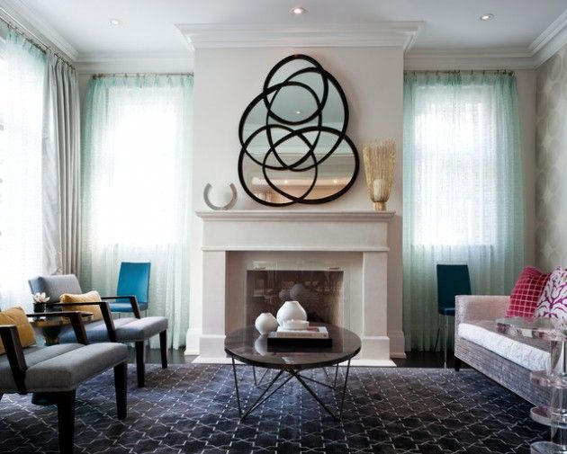 Contemporary mirrors available online at http www robert thomson com25 best Mirrors Inspiration images on Pinterest   Mirror mirror  . Contemporary Mirrors For Living Room. Home Design Ideas