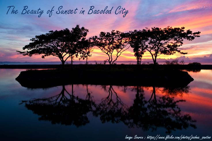 The #Beauty of #Sunset in #Bacolod #City http://www.mabuhaytravel.co.uk/flights/bacolod