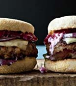 Turkey Meatloaf Burgers @rachaelraymag| rachaelraymag.com: Meatloaf Recipe, Turkey Meatloaf, Burgers Recipe, Turkey Burgers, Meatloaf Burgers, Rachel Ray, Meat Loaf, Rachael Ray, Ray Turkey