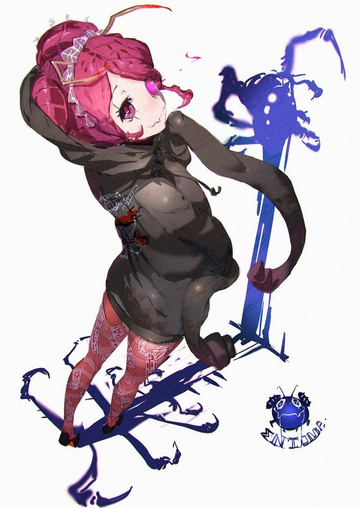Overlord (Anime) :: мир аниме / красивые картинки и арты, гифки, прикольные комиксы, интересные статьи по теме.