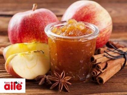 Diyet elma marmeladı - Şekersiz ama çok lezzetli... http://www.hurriyetaile.com/evimiz/yemek-tarifleri/diyet-elma-marmeladi_14506.html