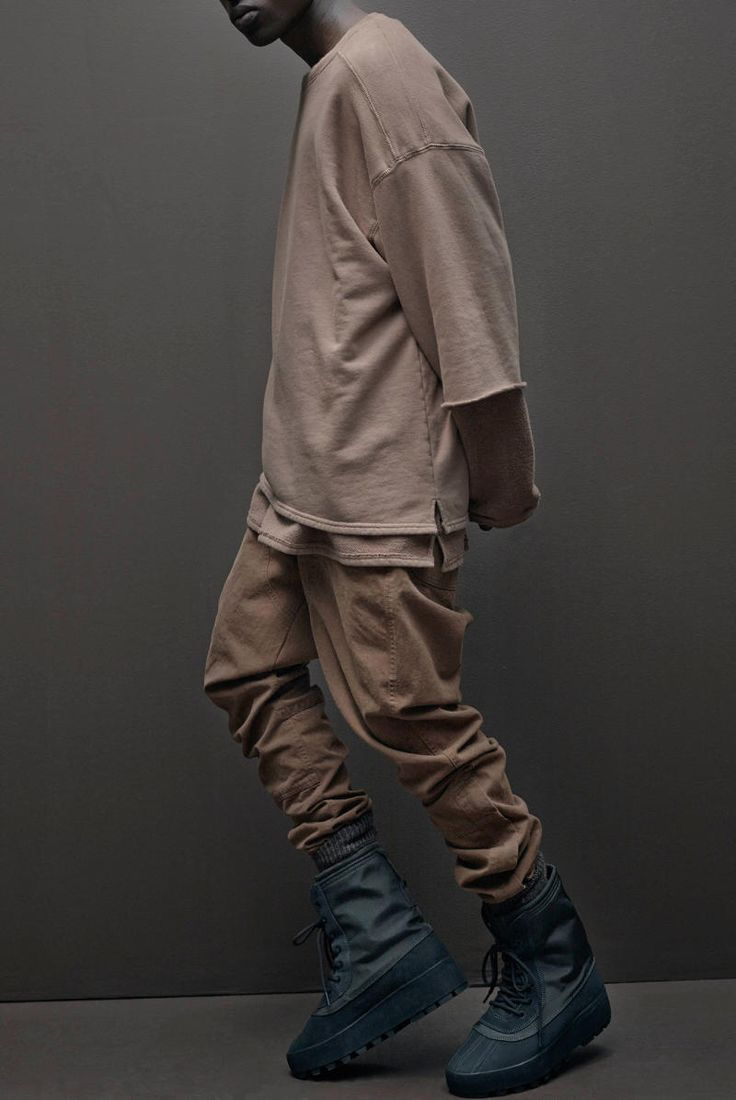 "Here's the Official Kanye West x adidas ""Yeezy Season 1"" Lookbook 