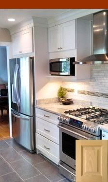 Kitchen Cabinet Colors With Green Walls | Kitchen remodel ...