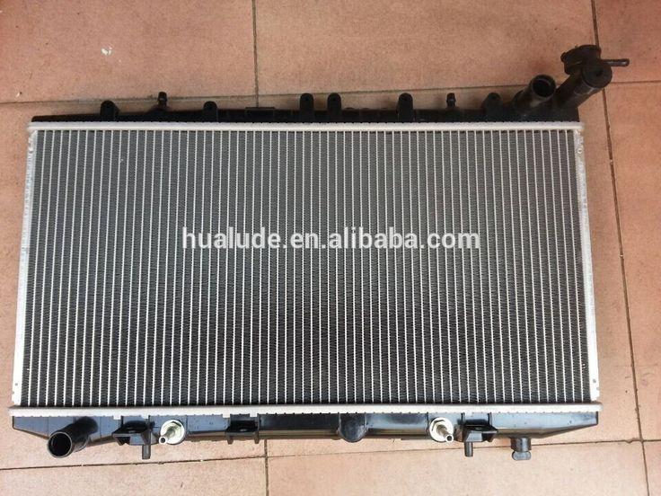 High cooling efficiency aluminum auto radiators for SENTRA B13 #B13, #Sentra