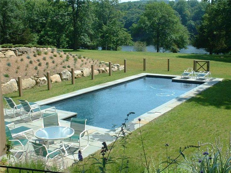 Best RCS Pool And Spa Gunite Pools Images On Pinterest - Black pearl pebble tec pool bottom