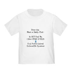 Toddler gear. The FPIES Foundation Cafe Press store. http://www.cafepress.com/thefpiesfoundation.834003121